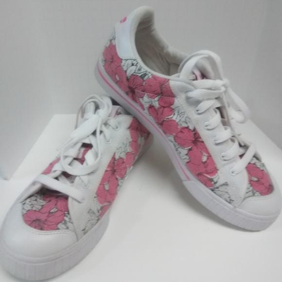 best website e08cc b84ca Adidas Stan Smith Black/White Floral Print Womens